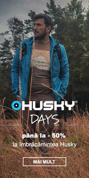 HUSKY days
