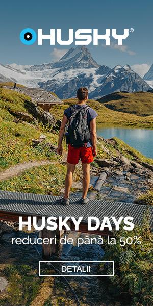 Husky Days - až -50 % na oblečení